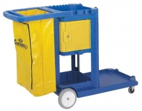 184BL Janitor Cart