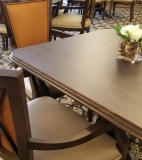 Dining Room Table with Ogee Edge