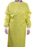 Microfiber Isolation Gown