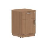 Aldon-Bedside-table-0ne-drawer-one-door-19.25Wx20Dx30H