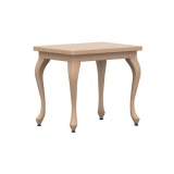 GC3760 Queen Anne Leg End Table