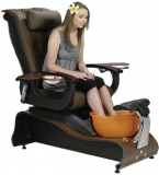 La Plumeria Plumbing Free Pedicure Chair