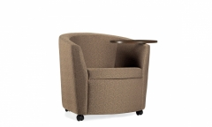 Sirena Club Chair with Tablet