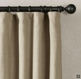 Drapes on Rings
