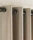 Grommeted Drapes
